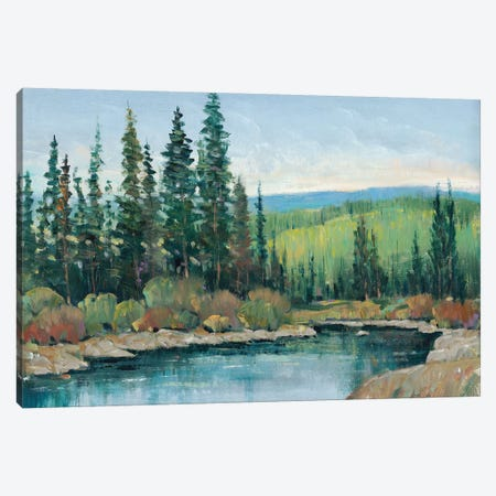 Mountain Escape I Canvas Print #TOT384} by Tim OToole Canvas Print
