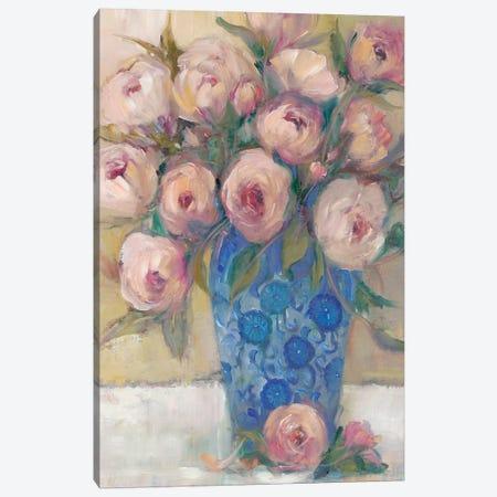 Oriental Bouquet II Canvas Print #TOT387} by Tim OToole Canvas Print