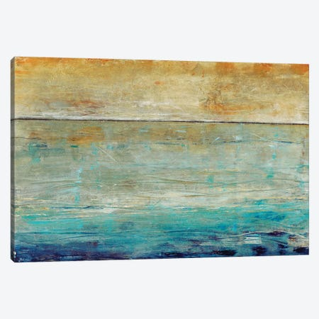 Placid Water I Canvas Print #TOT392} by Tim OToole Art Print