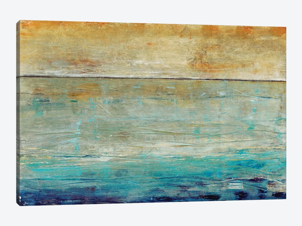 Placid Water I by Tim OToole 1-piece Canvas Artwork
