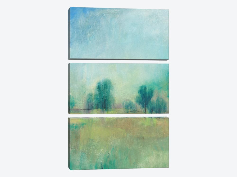 Serene Spring I 3-piece Canvas Artwork