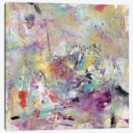 Jostle I Canvas Print #TOT39} by Tim O'Toole Canvas Wall Art
