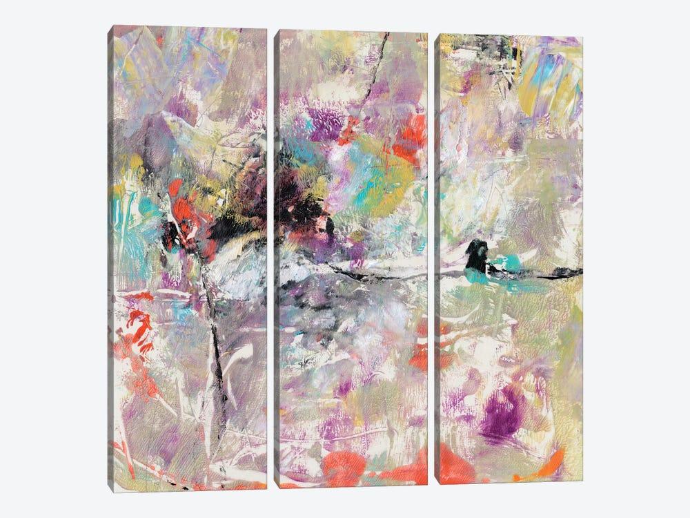Jostle II by Tim OToole 3-piece Canvas Print