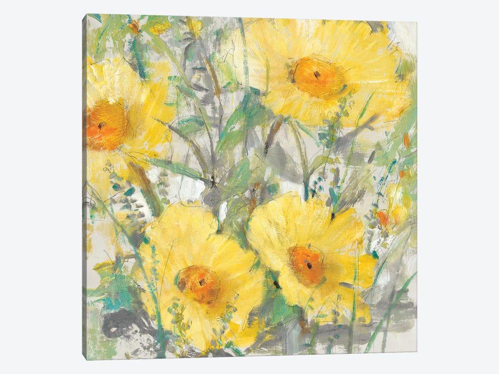 Yellow Bunch I by Tim OToole 1-piece Canvas Print