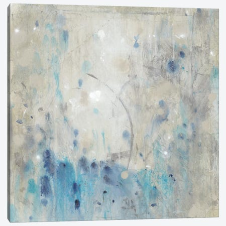 Blue Wandering I Canvas Print #TOT416} by Tim OToole Canvas Print