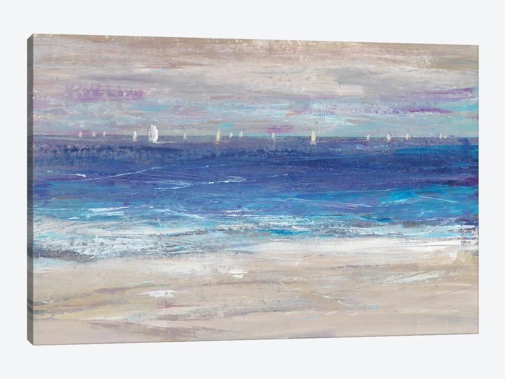 Distant Regatta I by Tim OToole 1-piece Canvas Art Print