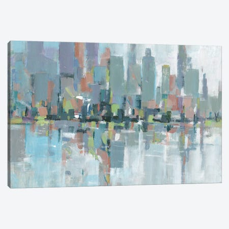 Metro II Canvas Print #TOT429} by Tim OToole Art Print