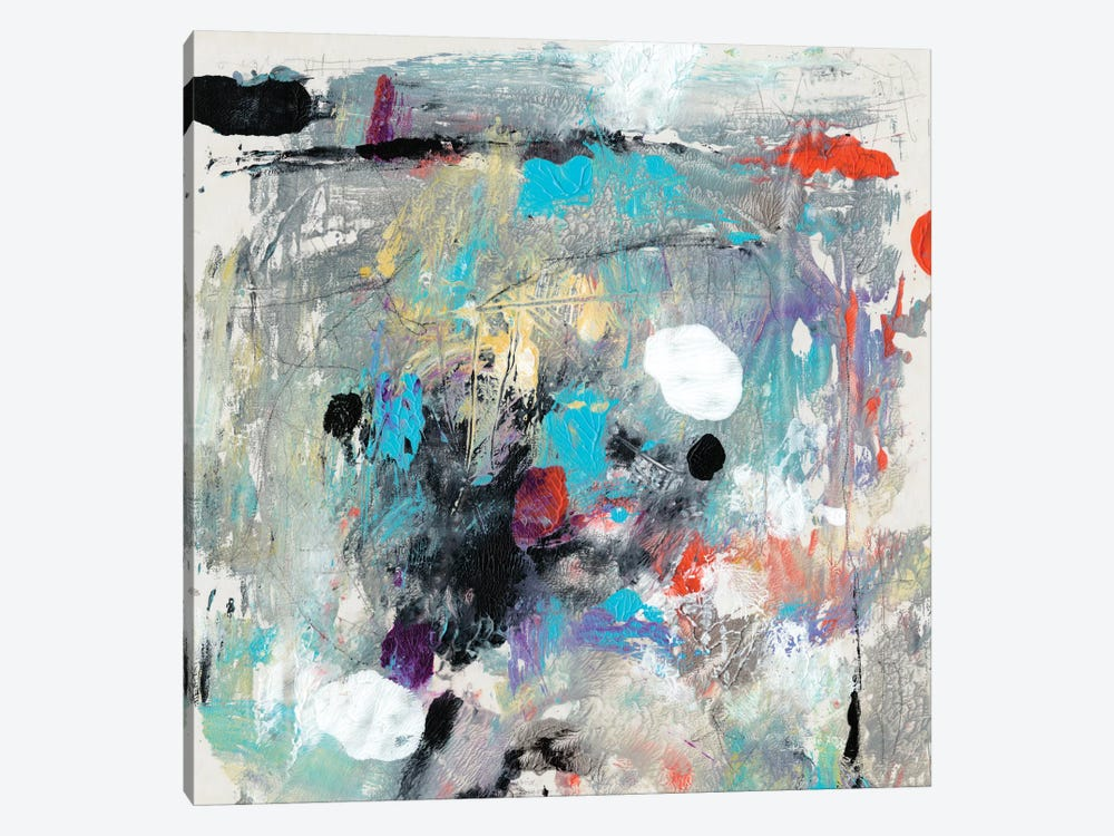 Jostle IV by Tim OToole 1-piece Canvas Print