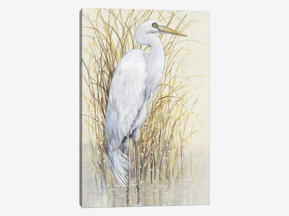 Wading I 1-piece Canvas Art