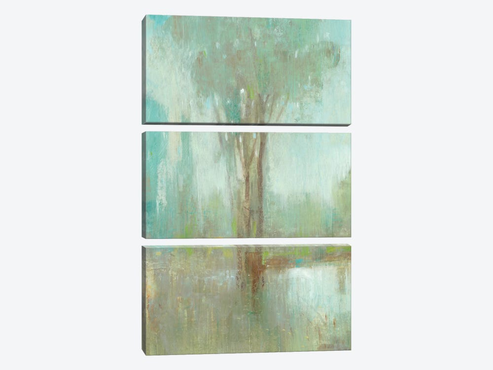 Mist in the Glen I by Tim OToole 3-piece Canvas Wall Art