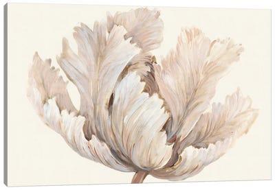 Monochromatic Tulip I Canvas Art Print