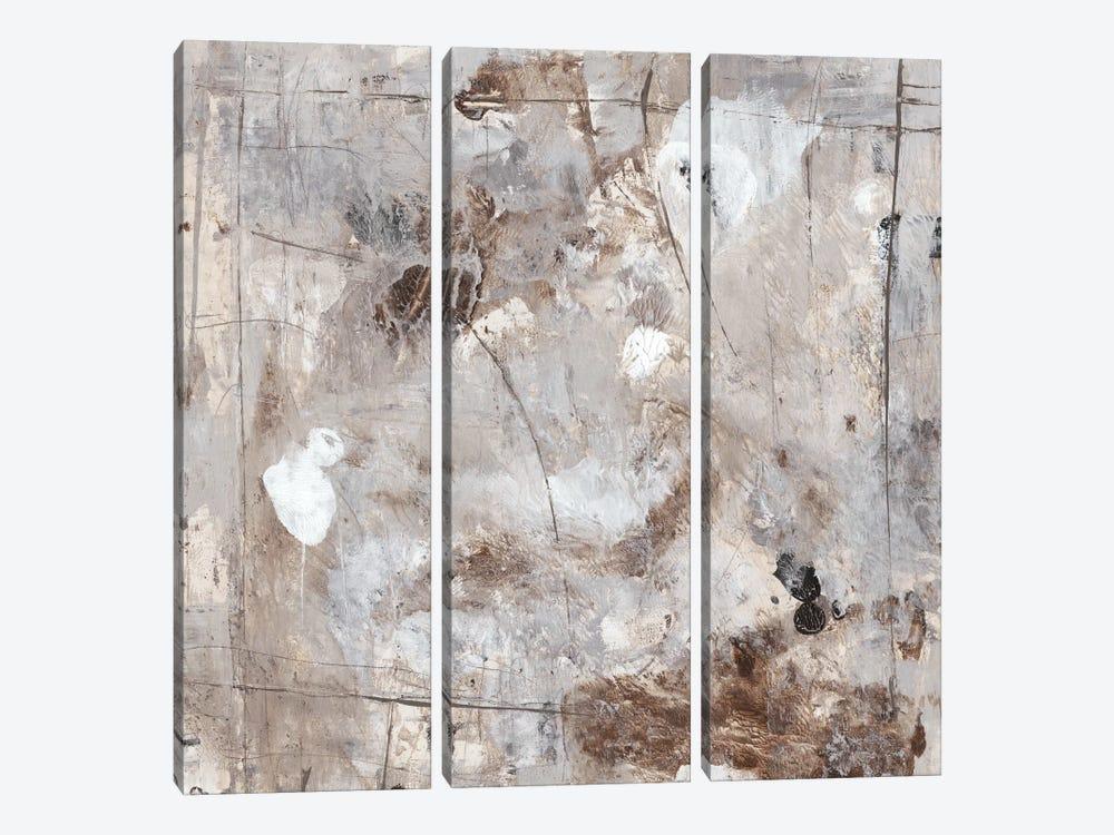 Neutral Jostle II by Tim OToole 3-piece Canvas Art Print