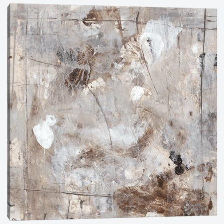 Neutral Jostle II Canvas Print #TOT46} by Tim O'Toole Canvas Art