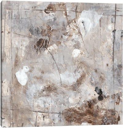 Neutral Jostle II Canvas Art Print