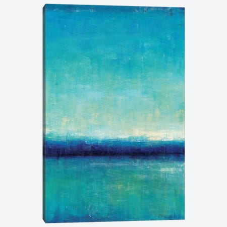 Blue Horizon I Canvas Print #TOT480} by Tim O'Toole Art Print