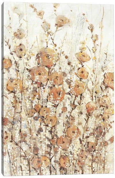 Garden Edge II Canvas Art Print