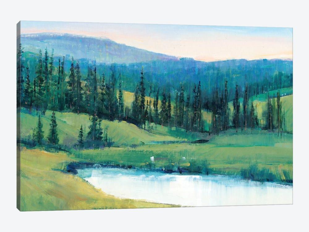 Mountain Retreat II by Tim OToole 1-piece Canvas Wall Art