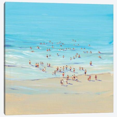 Beach Day I Canvas Print #TOT4} by Tim OToole Canvas Art
