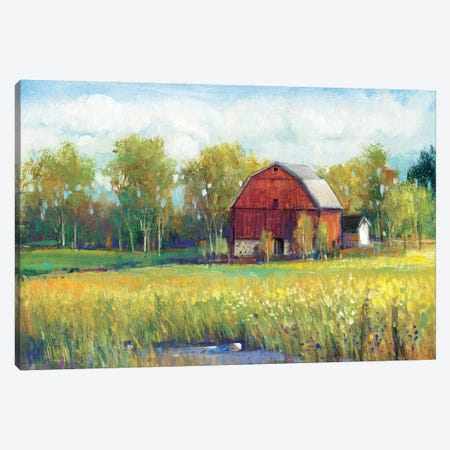 Rural America I 3-Piece Canvas #TOT502} by Tim OToole Canvas Art