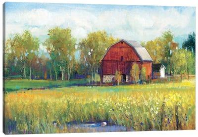 Rural America I Canvas Art Print