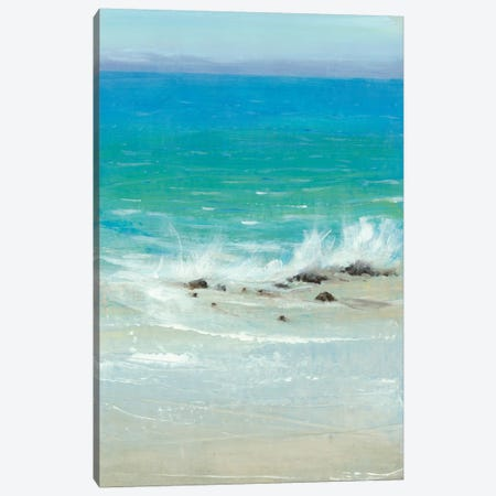 Salt Spray I 3-Piece Canvas #TOT53} by Tim OToole Canvas Wall Art