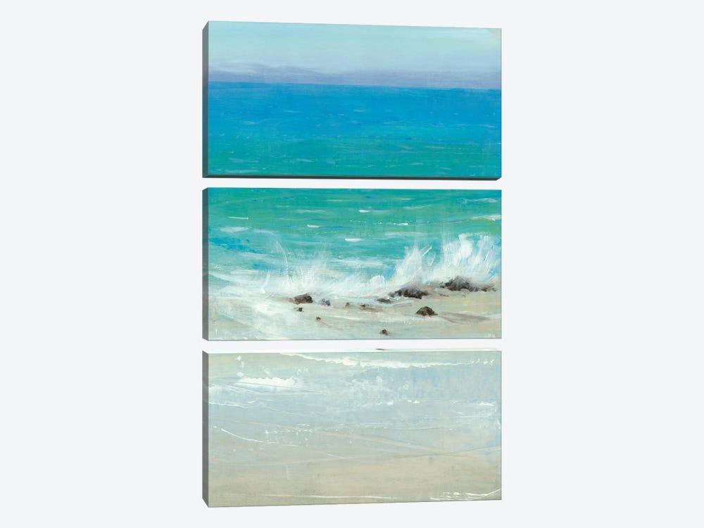 Salt Spray I by Tim OToole 3-piece Canvas Print