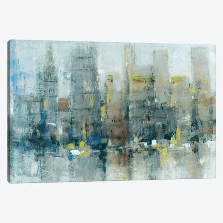 City Proper I Canvas Print #TOT559} by Tim OToole Art Print