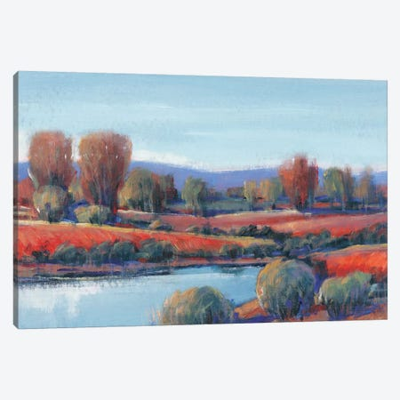 Hidden Creek I Canvas Print #TOT563} by Tim OToole Canvas Wall Art