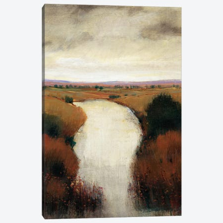 Misty River I Canvas Print #TOT567} by Tim OToole Canvas Print