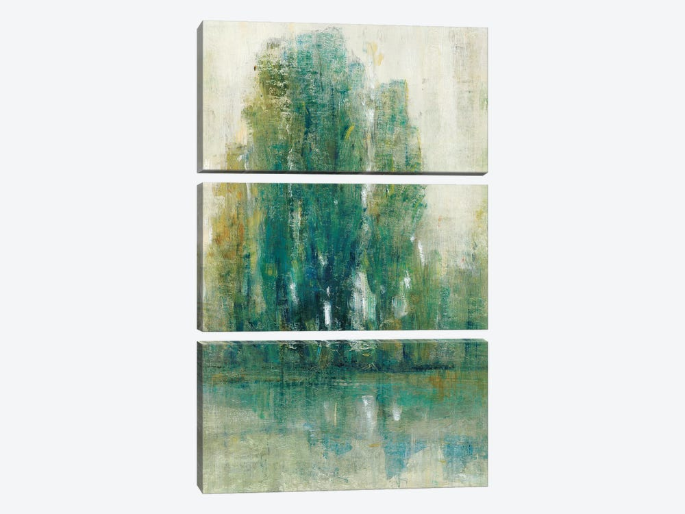 Spring Paysage I by Tim OToole 3-piece Canvas Art Print