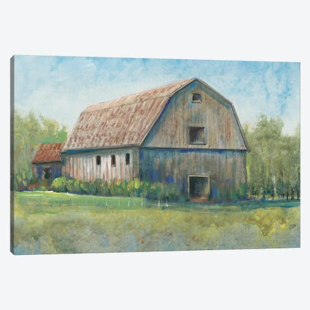 Country Life I Canvas Print #TOT579} by Tim OToole Art Print