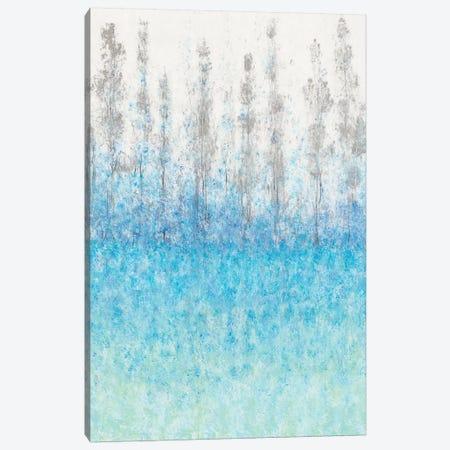 Cypress Border I Canvas Print #TOT581} by Tim OToole Canvas Wall Art
