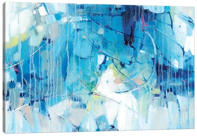 Ice Breaker II Canvas Art Print