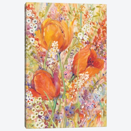 Spring Bloom I Canvas Print #TOT603} by Tim OToole Art Print