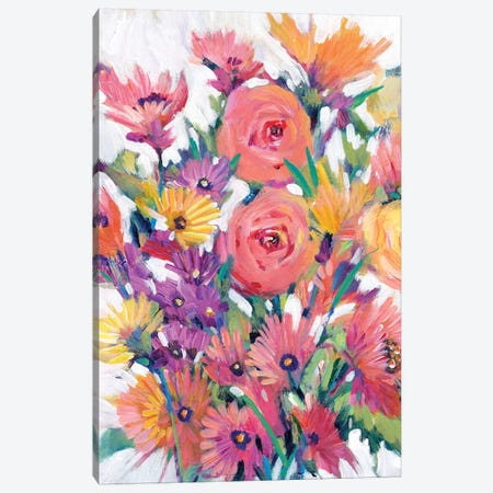 Spring in Bloom I Canvas Print #TOT605} by Tim OToole Canvas Art