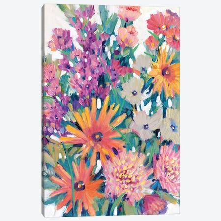 Spring in Bloom II Canvas Print #TOT606} by Tim OToole Canvas Wall Art