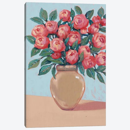 Arrangement I Canvas Print #TOT609} by Tim OToole Canvas Art Print