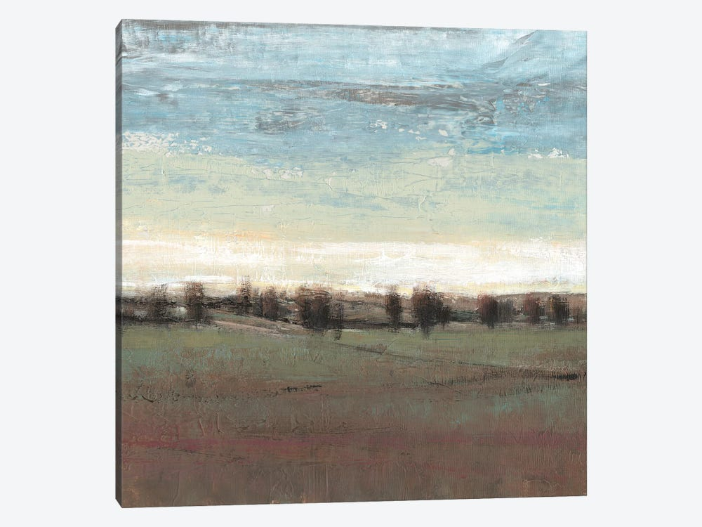 Trees in the Distance II by Tim OToole 1-piece Art Print
