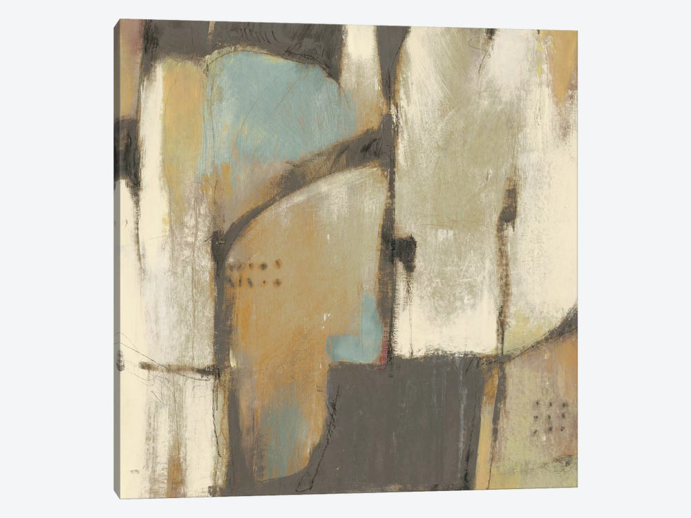Structural Abstract I by Tim OToole 1-piece Canvas Wall Art