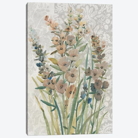 Patch of Wildflowers I Canvas Print #TOT641} by Tim OToole Art Print
