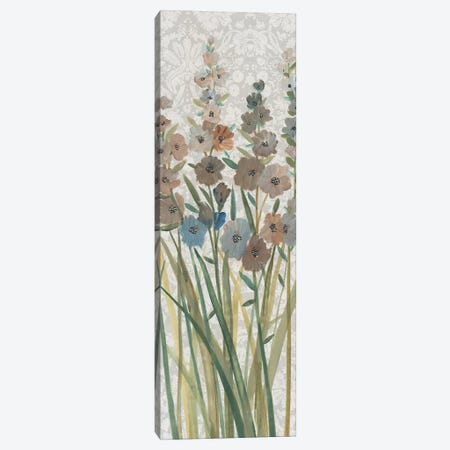 Patch of Wildflowers III 3-Piece Canvas #TOT643} by Tim OToole Canvas Print