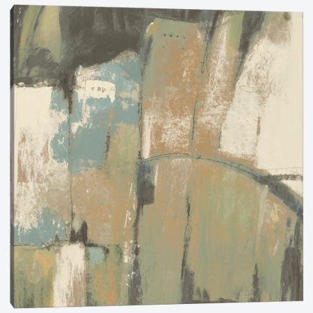 Structural Abstract II Canvas Print #TOT64} by Tim OToole Canvas Wall Art