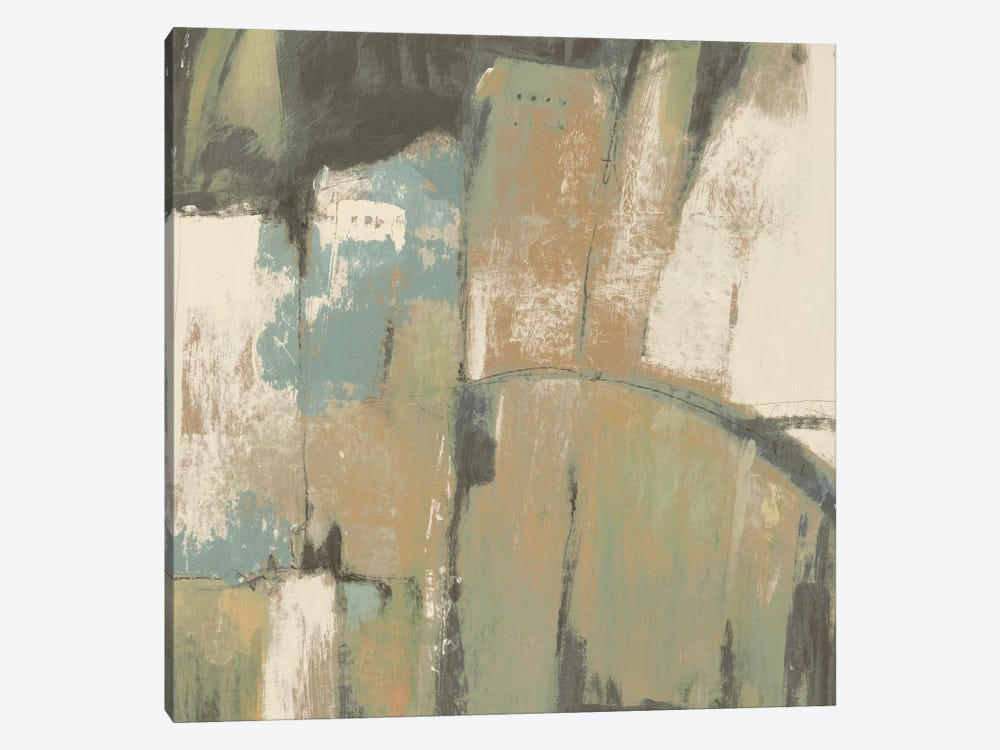 Structural Abstract II by Tim OToole 1-piece Art Print
