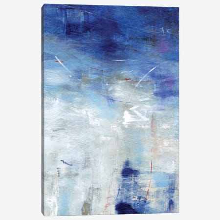 Between the Line II 3-Piece Canvas #TOT664} by Tim OToole Canvas Artwork