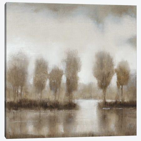 Subtle Reflection II 3-Piece Canvas #TOT66} by Tim OToole Canvas Art