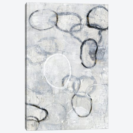 Missing Links I 3-Piece Canvas #TOT673} by Tim OToole Canvas Artwork