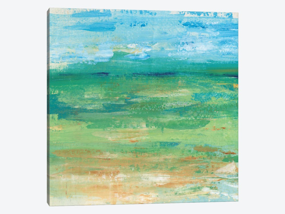 Spring Green Pasture II by Tim OToole 1-piece Canvas Print