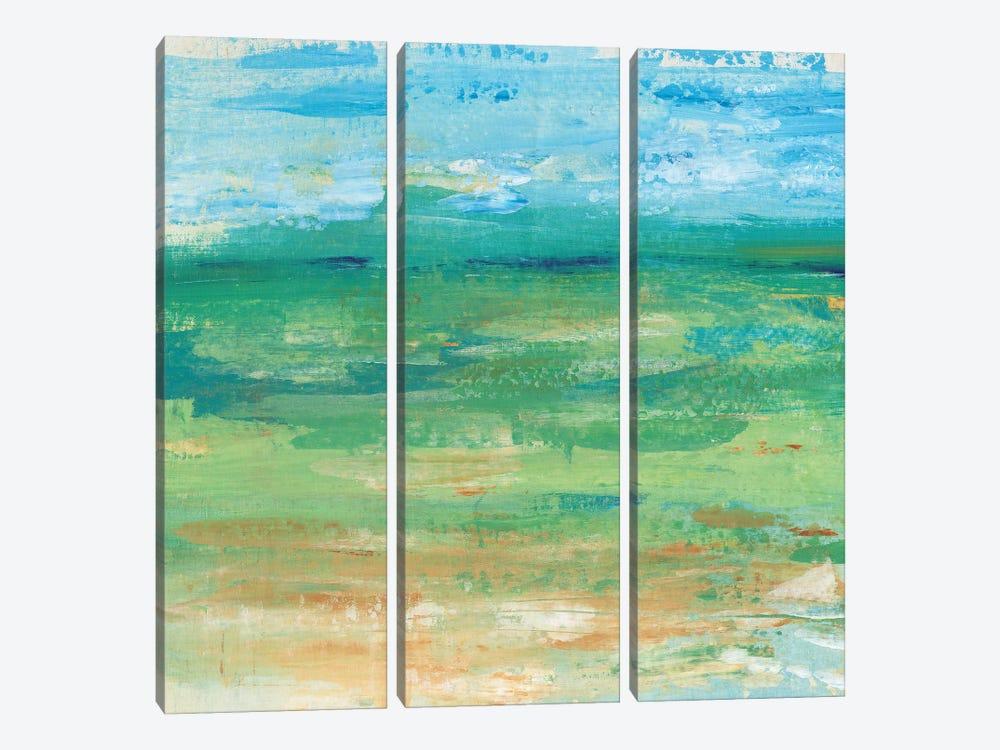 Spring Green Pasture II by Tim OToole 3-piece Art Print