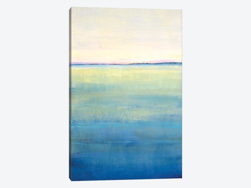 Ocean Blue Horizon II by Tim OToole 1-piece Canvas Print