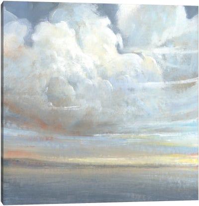 Passing Storm II Canvas Art Print